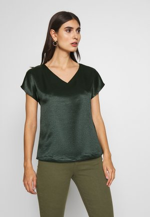 Blusa - dark teal green