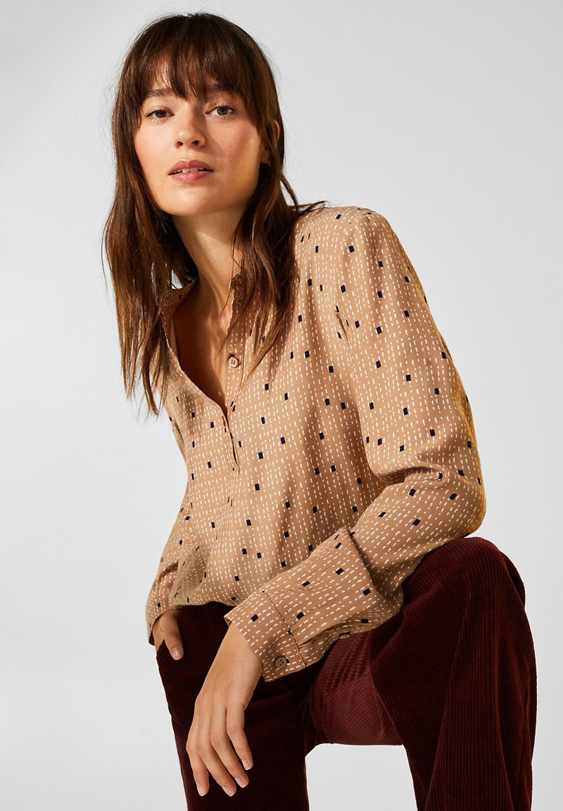 Esprit Collection - Blouse - camel