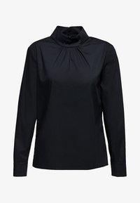 Esprit Collection - MIT STEHKRAGEN - Bluser - black - 6