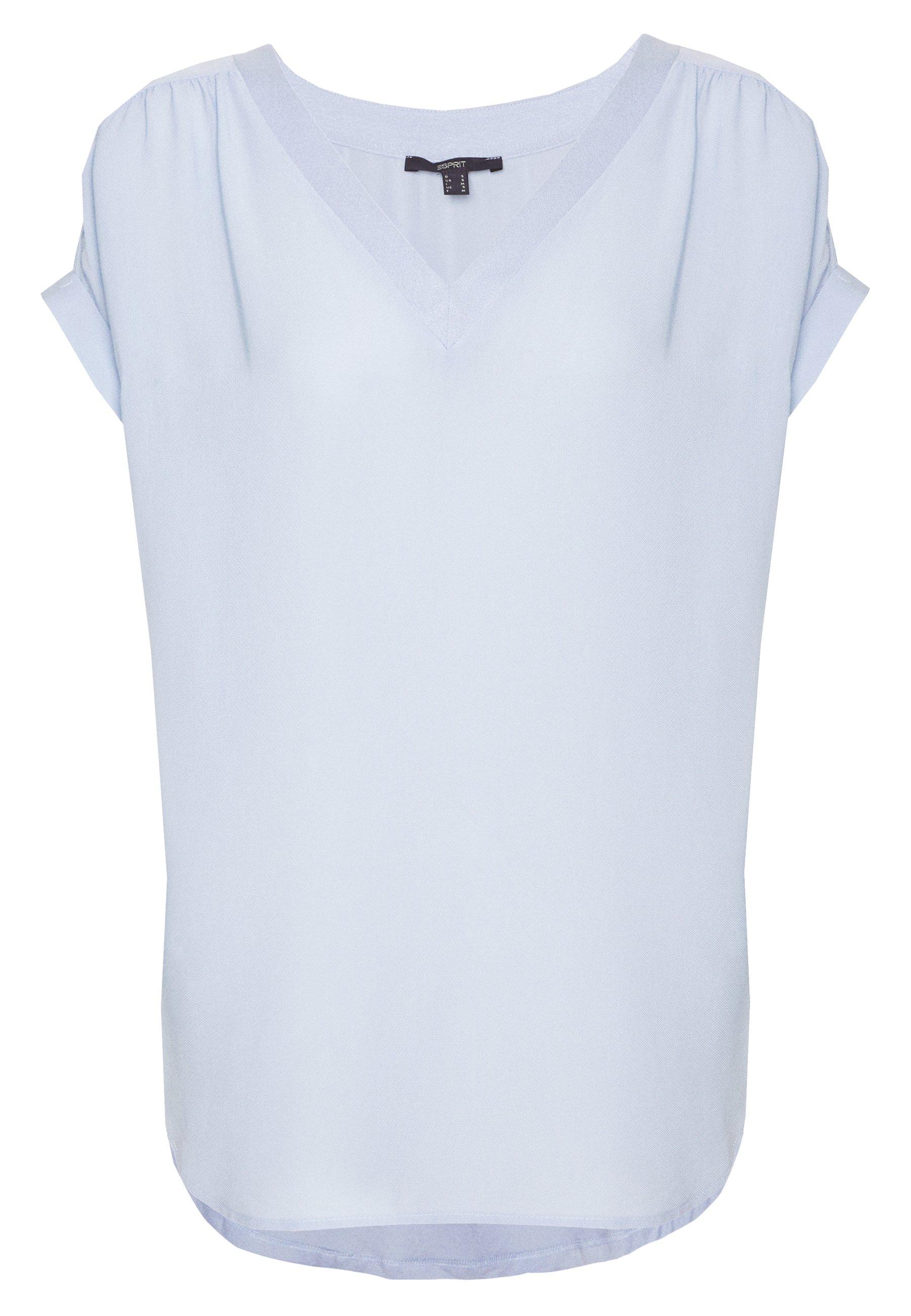 Esprit Collection V NECK  - Bluzka - offwhite