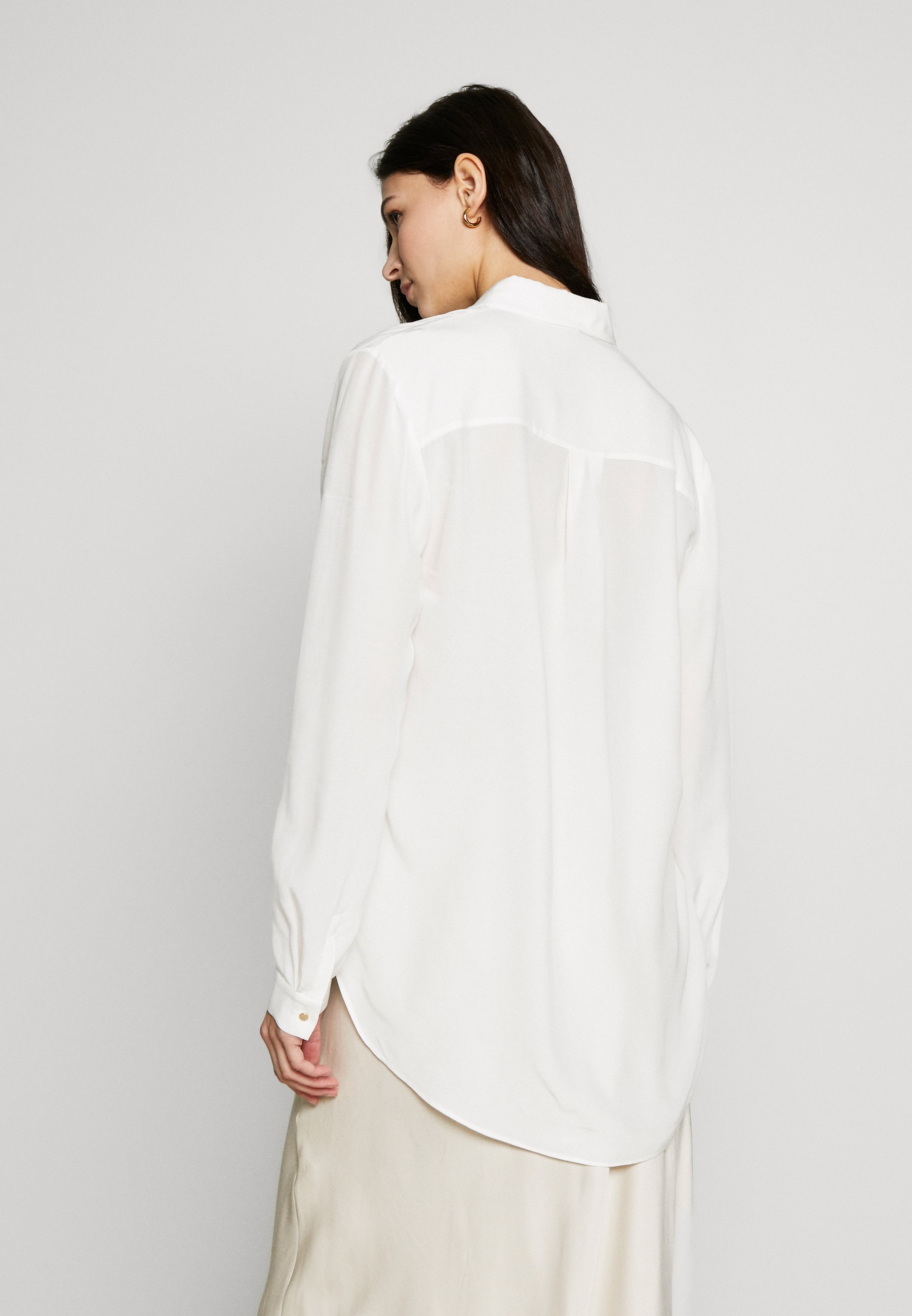 Esprit Collection SILKY TOUCH - Bluser - off white