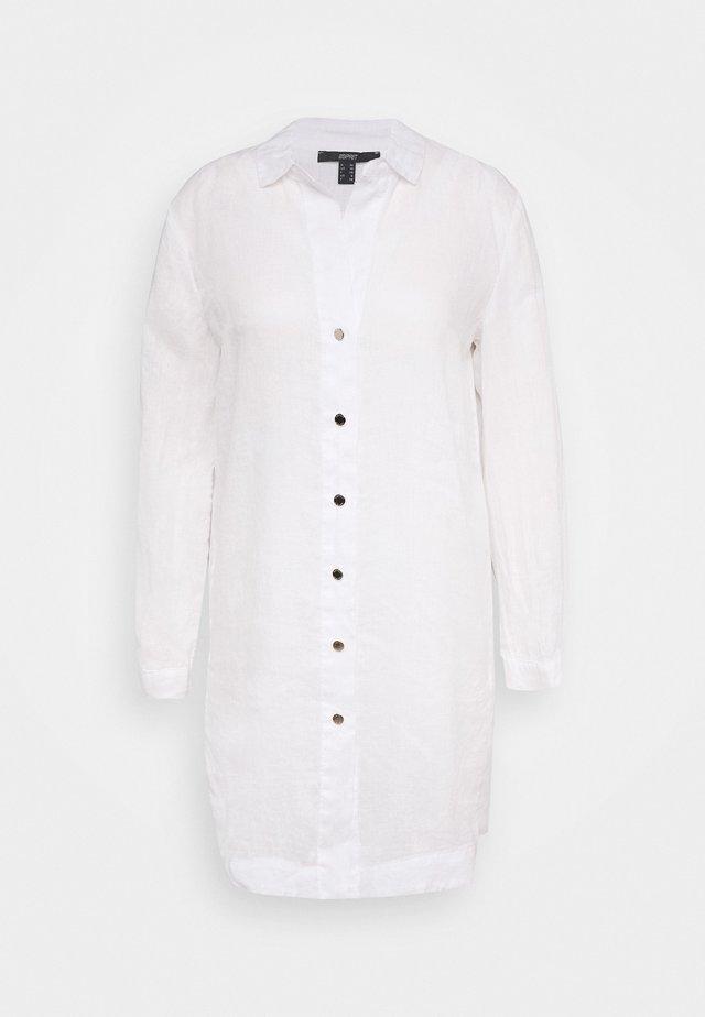 SPRING - Hemdbluse - white