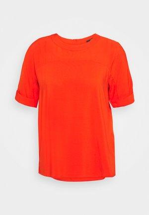 NEW FLOATY - Bluse - red orange