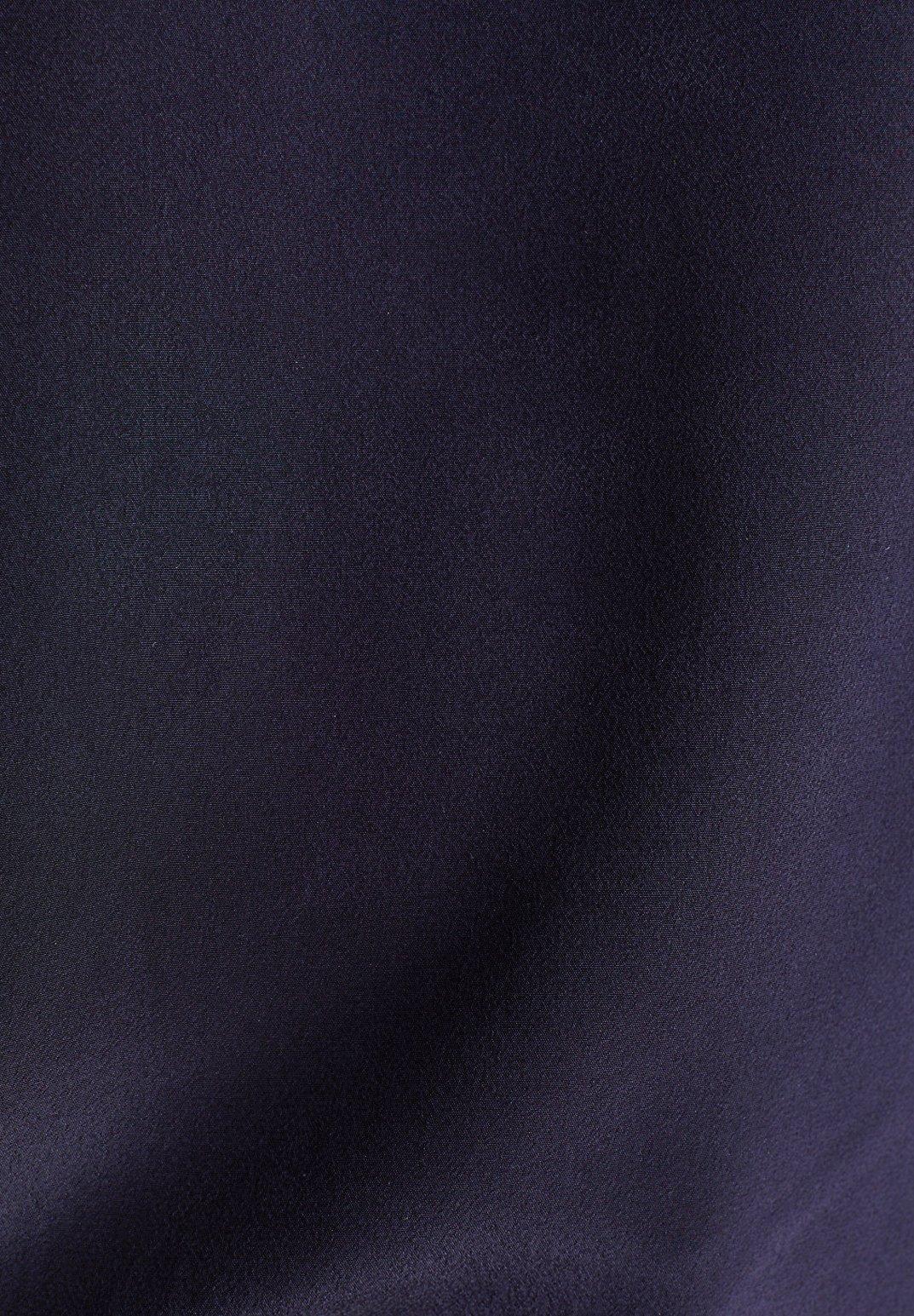 Esprit Collection Mit Seide - Bluser Navy