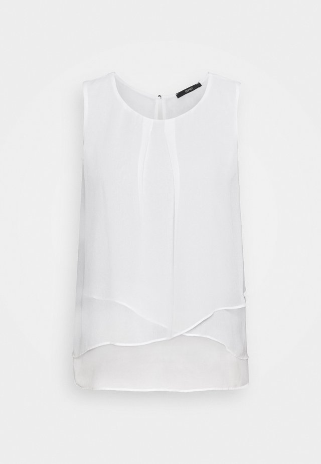 Bluse - off white