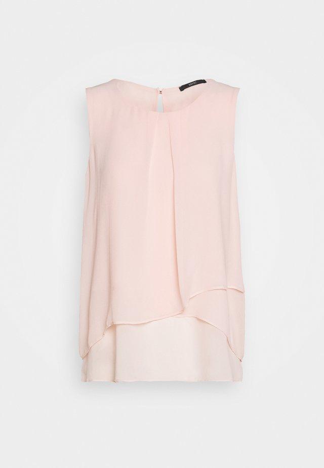 Blouse - pastel pink