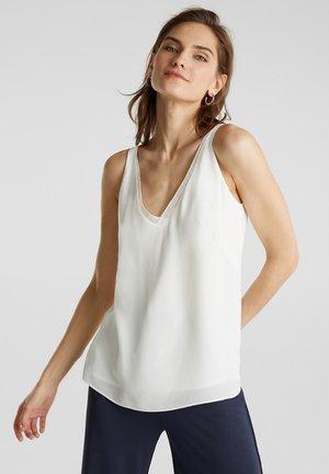BLUSENTOP AUS LENZING™ ECOVERO™ - Blouse - off white