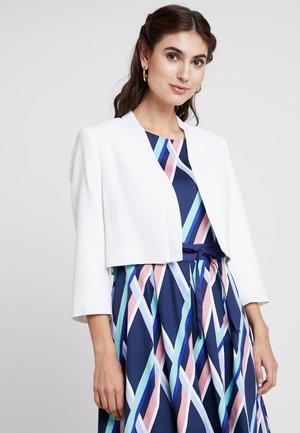 OVER DRESS - Blazer - off white