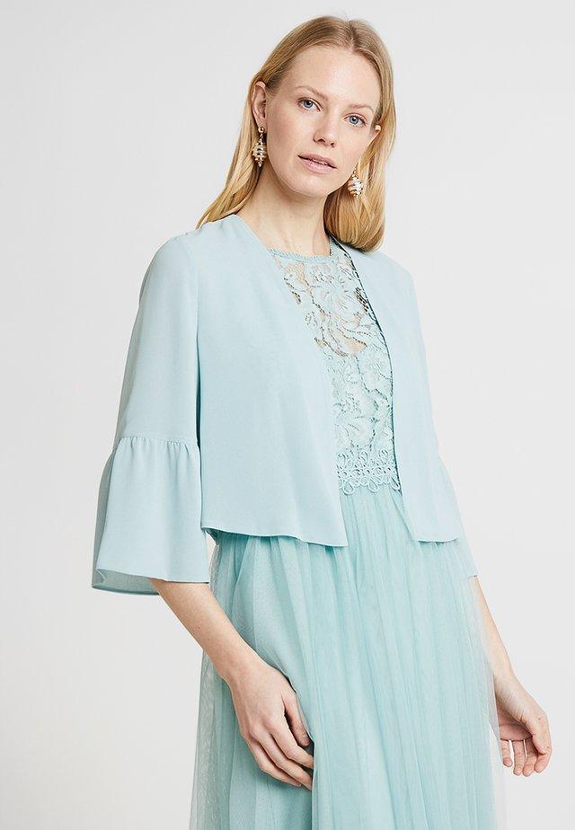 OVER DRESS - Bleiseri - light aqua green.