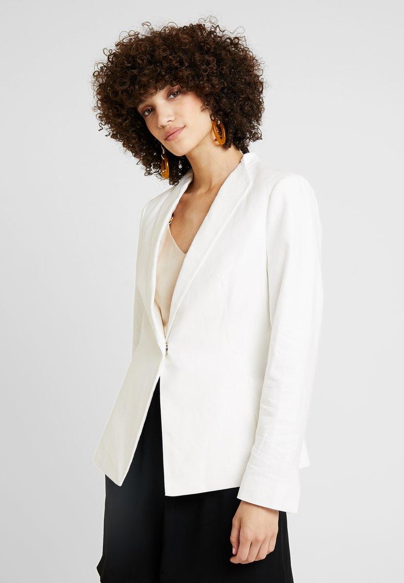 Esprit Collection - FANCY - Blazer - white