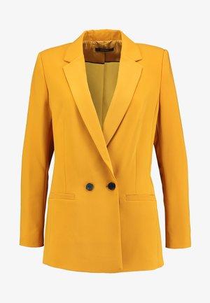 Blazer - amber yellow