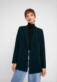 Esprit Collection - Blazer - dark teal green - 0