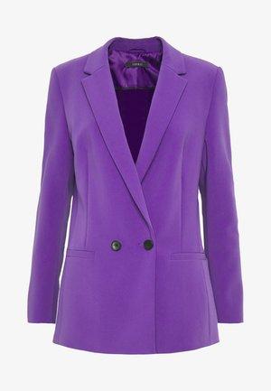 Short coat - purple