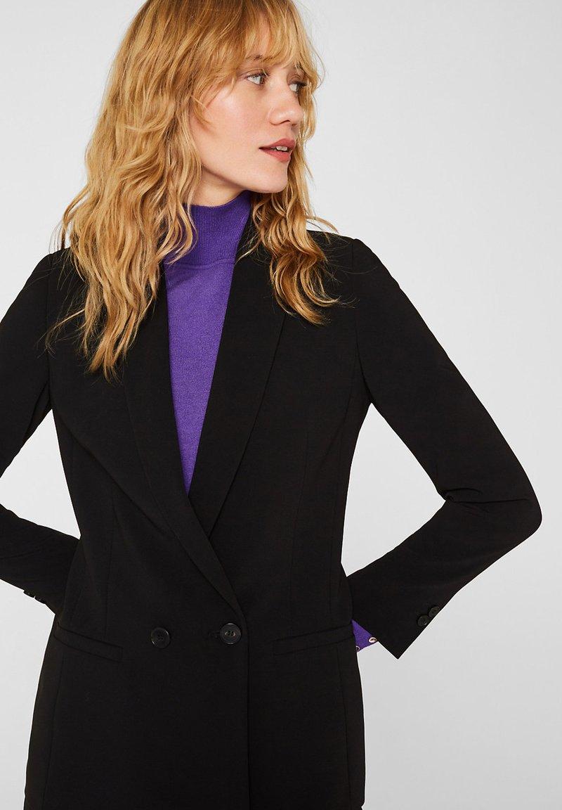 Esprit Collection - Korte frakker - black