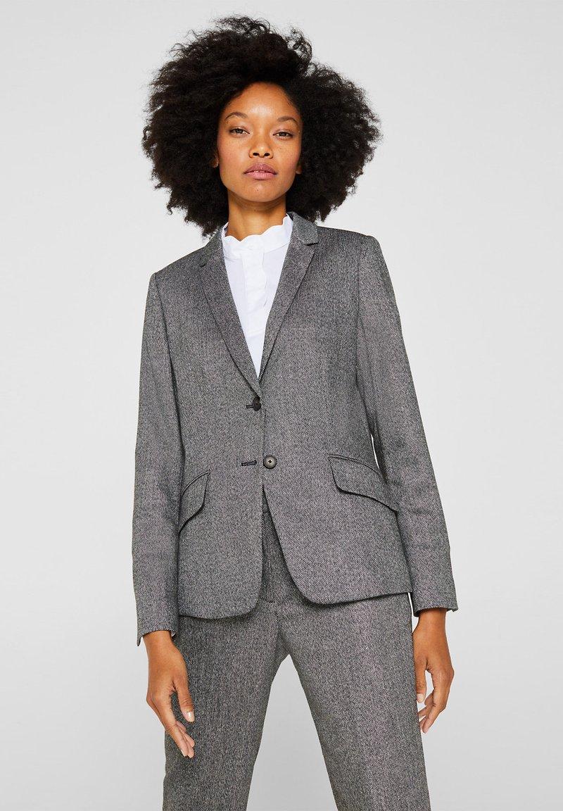 Esprit Collection - Veste de costume - gray