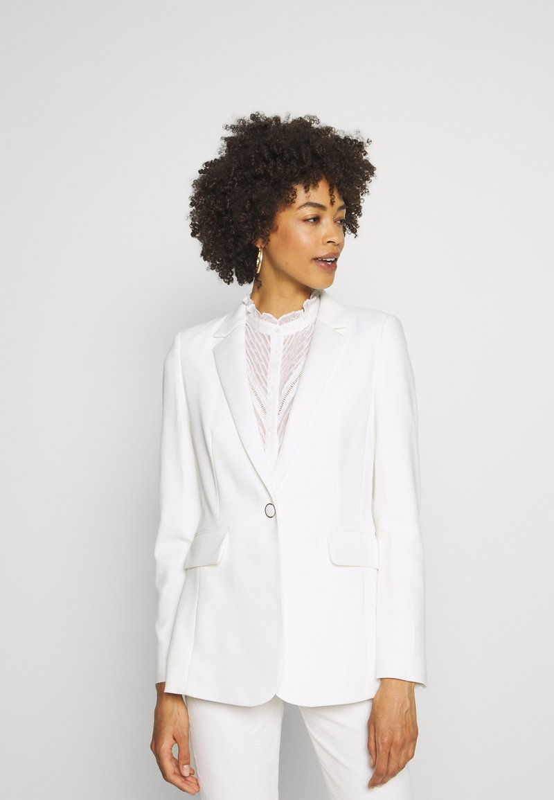 Esprit Collection - DRESSY BLAZER - Blazer - white