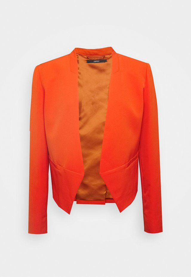 SHORT - Blazer - red orange