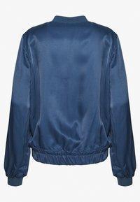 Esprit Collection - Bomber Jacket - petrol blue - 1