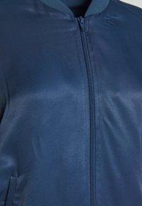 Esprit Collection - Bomber Jacket - petrol blue - 2