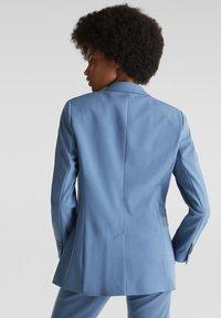 Esprit Collection - Manteau court - grey blue - 2