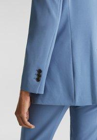 Esprit Collection - Manteau court - grey blue - 4