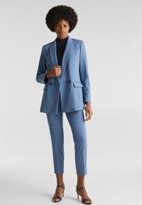 Esprit Collection - Manteau court - grey blue - 1
