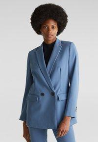 Esprit Collection - Manteau court - grey blue - 0