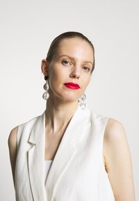 Esprit Collection - LONG VEST - Vest - off white - 3