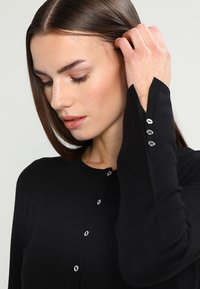 Esprit Collection - CARDI - Cardigan - black - 3