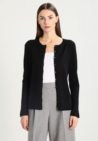 Esprit Collection - CARDI - Cardigan - black - 0