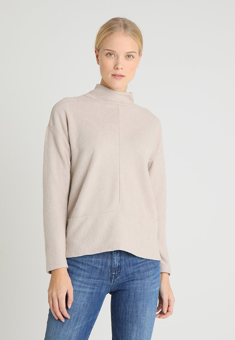 Esprit Collection - CHEVRON  - Trui - beige