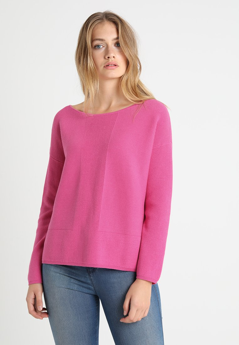Esprit Collection - Strickpullover - pink fuchsia