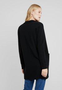 Esprit Collection - FLOW CARDI - Bleiseri - black - 2