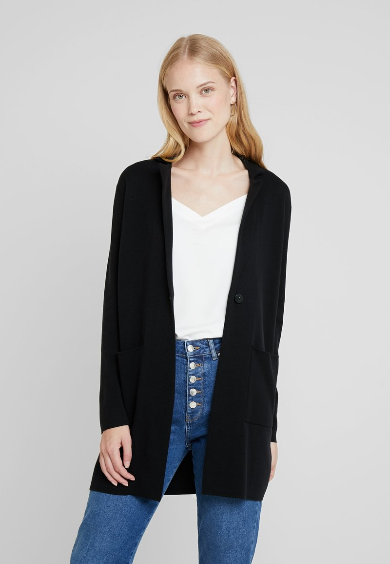 Esprit Collection - FLOW CARDI - Bleiseri - black