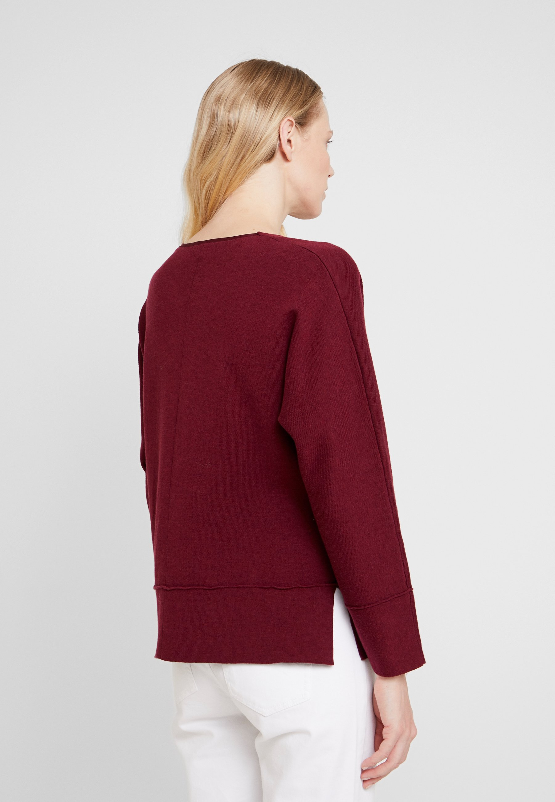 Esprit Esprit Red Collection Red SweatshirtGarnet SweatshirtGarnet Collection Red Esprit SweatshirtGarnet Esprit Collection OikuTwZPX