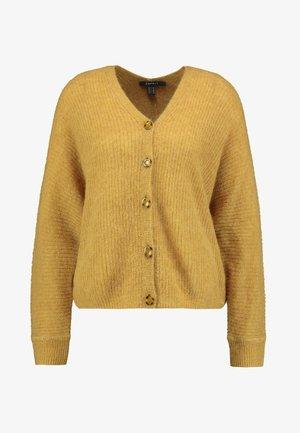 CARDI - Kofta - amber yellow