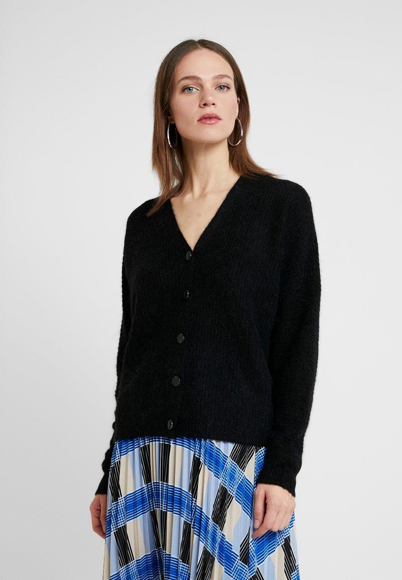 Esprit Collection - CARDI - Kardigan - black