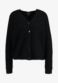 Esprit Collection - CARDI - Kardigan - black - 4
