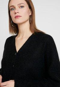 Esprit Collection - CARDI - Kardigan - black - 3