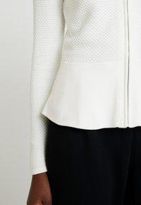 Esprit Collection - CARDI - Kardigan - off white - 5