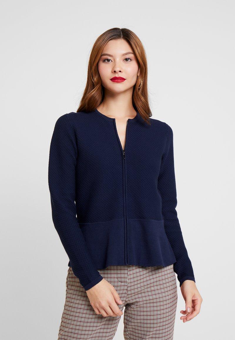 Esprit Collection - CARDI - Cardigan - navy