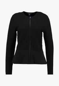 Esprit Collection - CARDI - Chaqueta de punto - black - 4