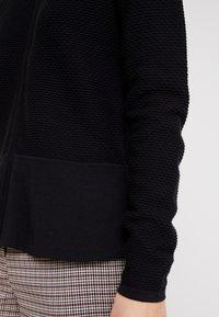 Esprit Collection - CARDI - Vest - black - 5
