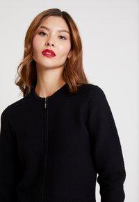Esprit Collection - CARDI - Vest - black - 3