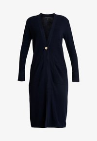 Esprit Collection - LONG - Kardigan - navy - 4