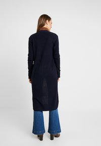 Esprit Collection - LONG - Kardigan - navy - 2