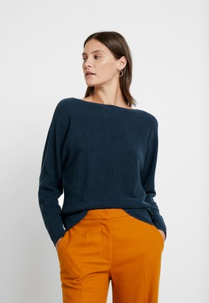 STRUCTURE - Maglione - navy