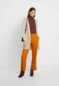 Esprit Collection - Neuletakki - beige - 1