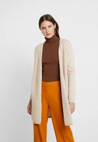 Esprit Collection - Neuletakki - beige - 0
