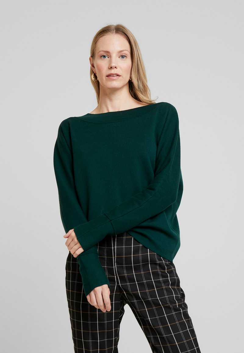 Esprit Collection - Stickad tröja - bottle green